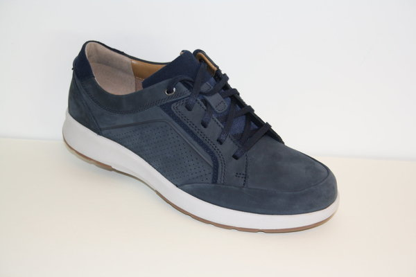 Clarks Un Trail Form Navy Nubuck